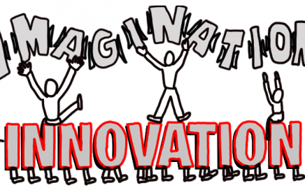 Leaders share about innovation and imagination