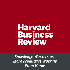 Research: Knowledge Workers are More Productive Working From Home