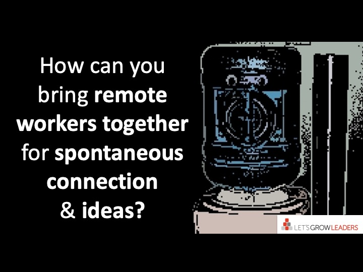 3 Ways to Create a Virtual Watercooler for Your Remote Team
