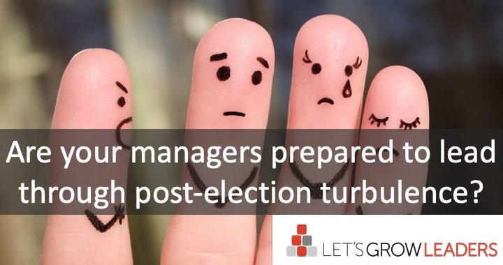 Prepare for the Aftermath of the Election