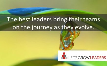 How to Change Your Leadership Approach