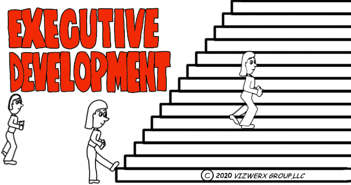 Leaders share about executive development