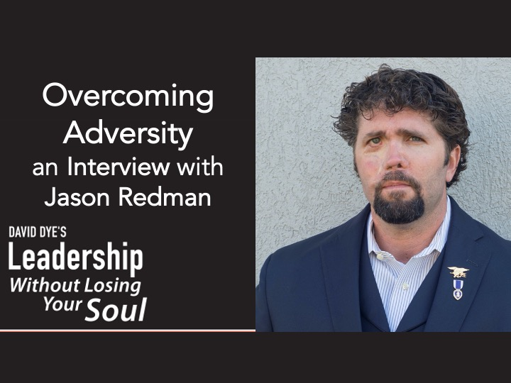 Overcoming Adversity – Interview with Jason Redman