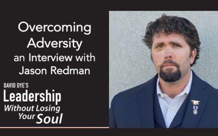 Overcoming Adversity Interview with Jason Redman