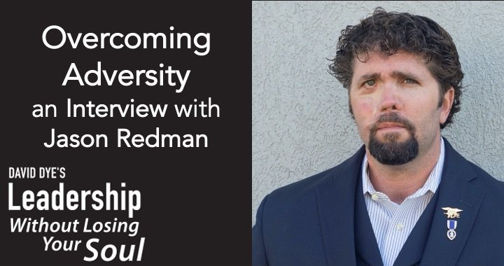Overcoming Adversity Interview with Jason Redman