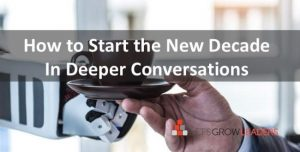 How to have deeper conversations
