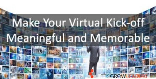 Virtual Kick-off Meeting: Why You Should Have One and How to Make it Great