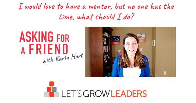 How Do I Find the Perfect Mentor?
