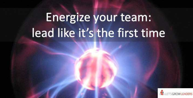 How to Give Your Team Energy They Need