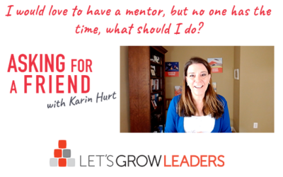 How do I find the perfect mentor? (Video)