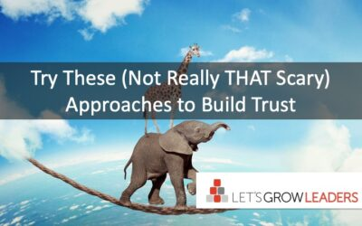 How To Gain More Trust With Your Team in the New Year