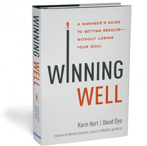 Karin Hurt David Dye leadership training behind_the_scenes