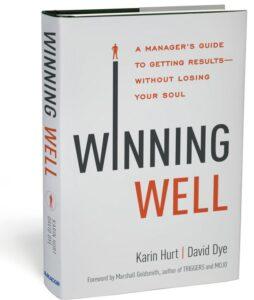 Karin Hurt David Dye Winning Well Book
