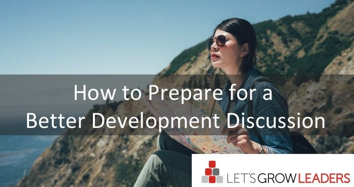 how to prepare for a better development conversation tool