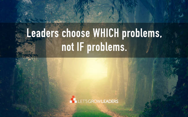 which problems not if problems