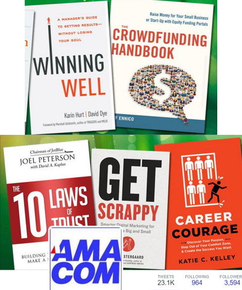#WinningWell – Your Practical Guide from Amacom Books