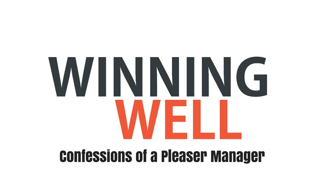 Why I Don't Always Win Well: My Struggle With Being a Pleaser