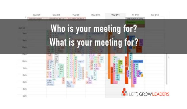 Too Many Meetings – How to Free Your Team to Build, Create, and Thrive