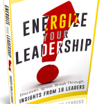 energize your leadership