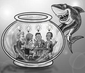 Let's Grow Leaders Strategic Fishbowl Competitions
