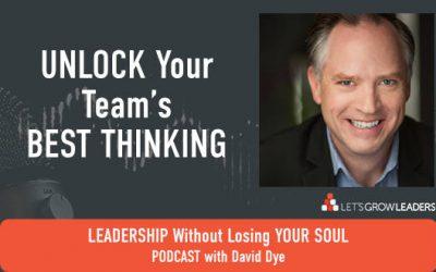 Unlock Your Team's Best Thinking