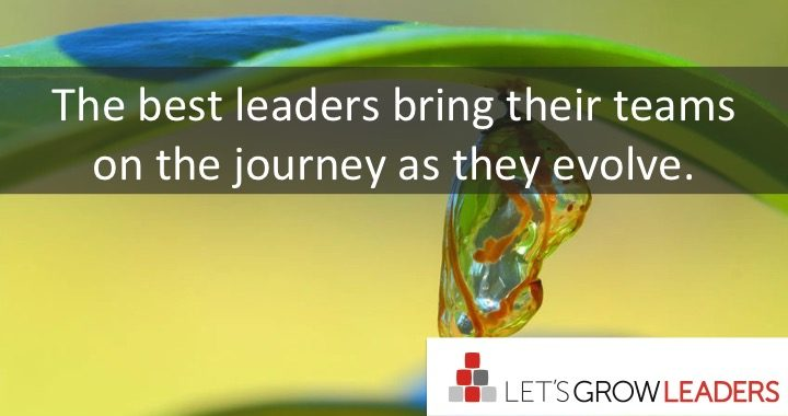 How Do I Change My Leadership Approach Without Losing Credibility