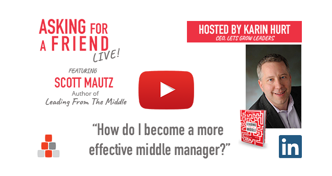 How do I become a more effective middle manager?