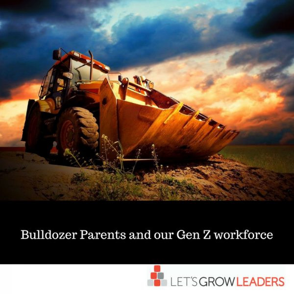 What Bulldozer Parents are Doing to Our Gen Z Workforce