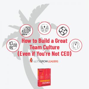 Building Team Culture