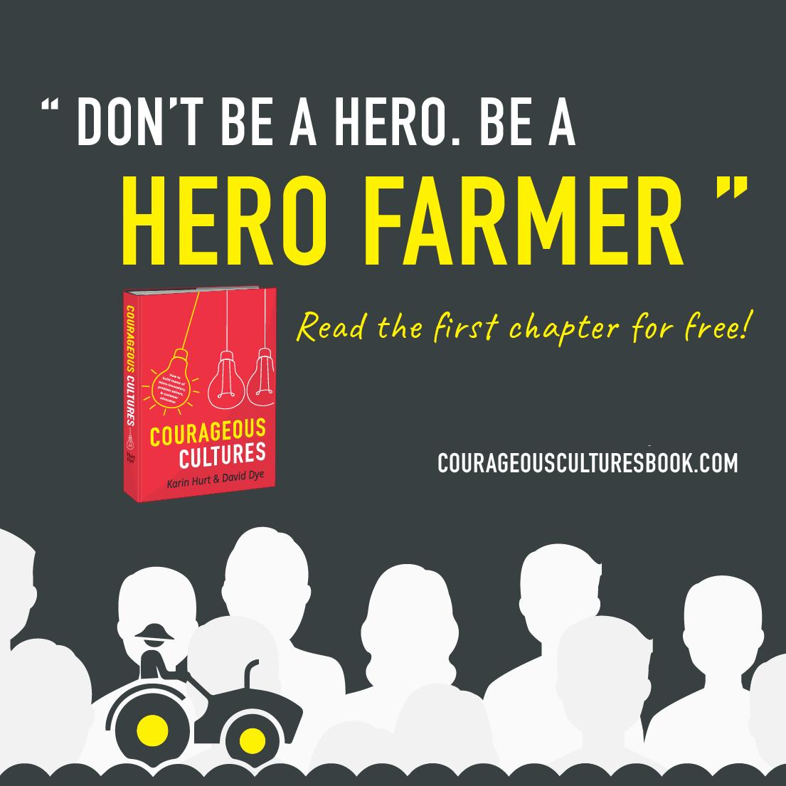 Be a Hero Farmer