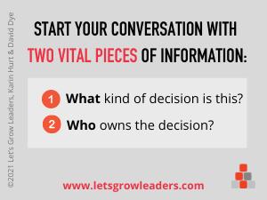 Better decision making (2)
