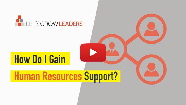 gain Human Resources support