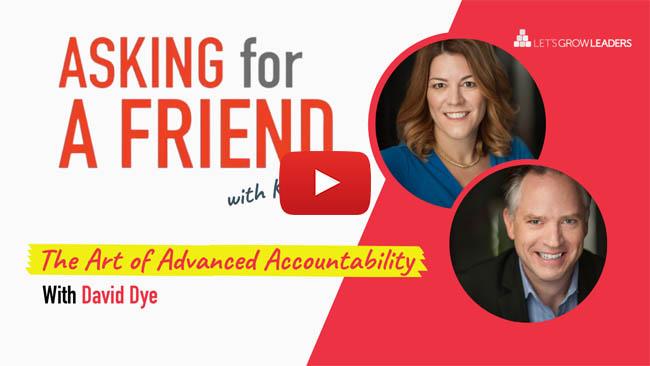 advanced accountability conversations