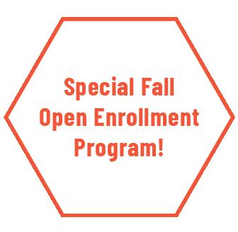 leadership training fall open enrollment