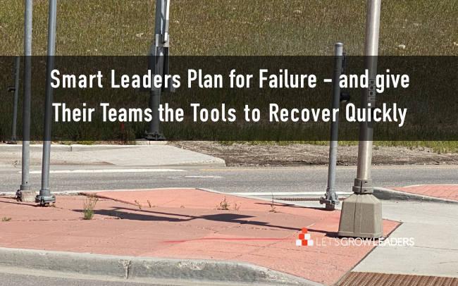 How Smart Leaders Help Team Work Better Together-Plan Breakdowns