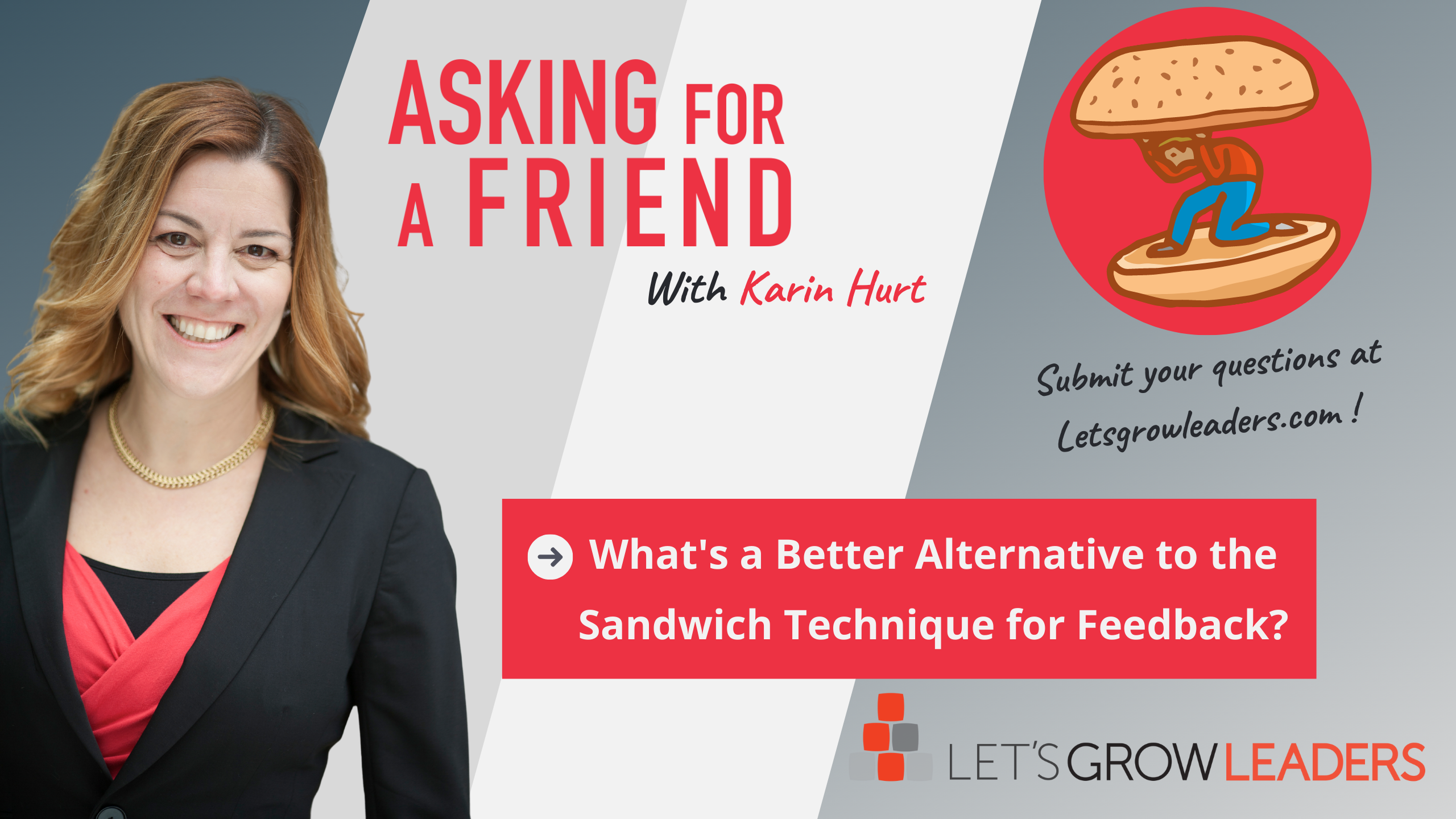 What's wrong with the sandwich feedback technique