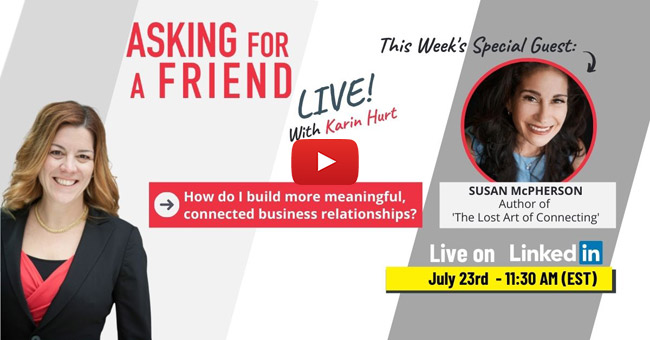 building meaningful business relationships