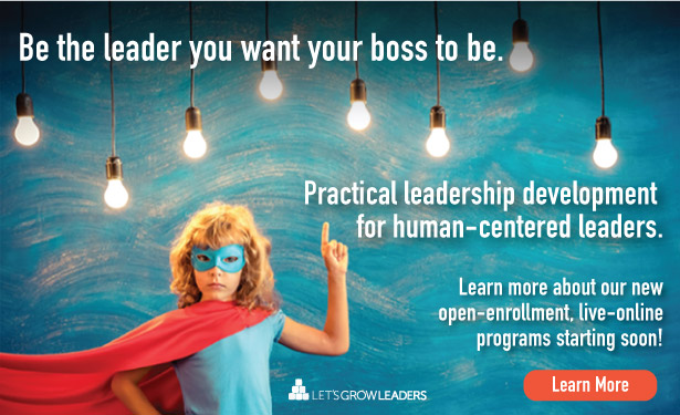 Leadership Training For Everyone Fall open enrollment programs