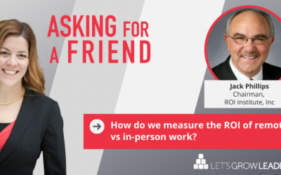How to Calculate ROI of Remote vs. In-Person Work? (How to Video)