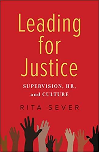 Leading for justice rita sever