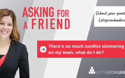 Team Conflict: How to Surface and Discuss Simmering Issues (Video)