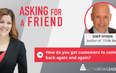 How Do You Create Customer Loyalty? (Video with Shep Hyken)