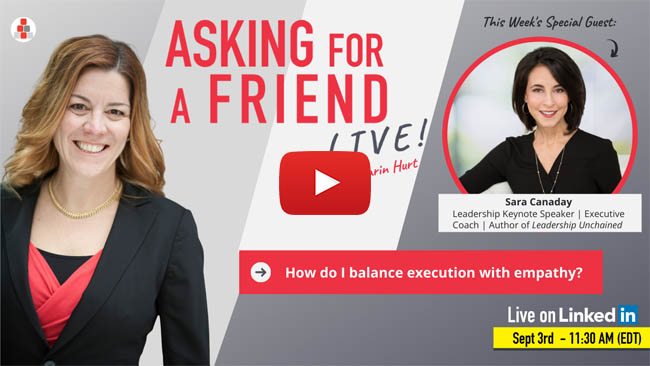 empathy and execution how to balance both