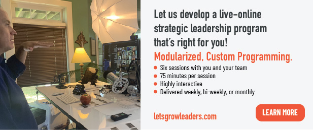 Live Online Leadership Development