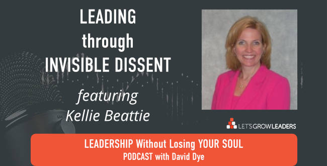 Leading Through Invisible Dissent with Kellie Beattie