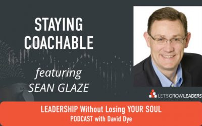 Staying Coachable with Sean Glaze